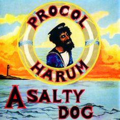 That was yesterday: Procol Harum - A Salty Dog [Full album, 1969]