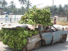 Africa's most insanely overloaded vehicles