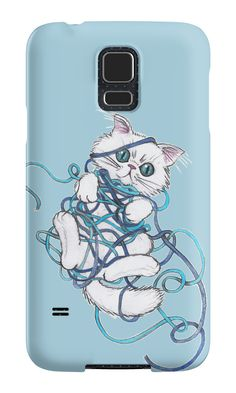 """I Give Up!!"" Samsung Galaxy Cases & Skins by micklyn 