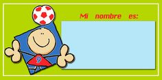 """Ernesto Rodriguez Reyes 1 """"A"""" Preschool Names, Computer Programming, Stickers, Lilo And Stitch, Clipart, Phonics, Toy Story, Free Printables, Back To School"""