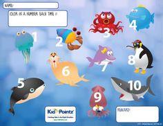 Free Printable Reward Charts | Kid Pointz