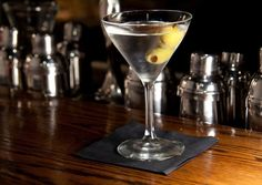 Our classic martini.