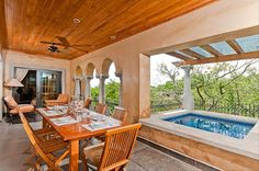 GREAT RATES- Penthouse Villa - Steps... - HomeAway Playa Langosta