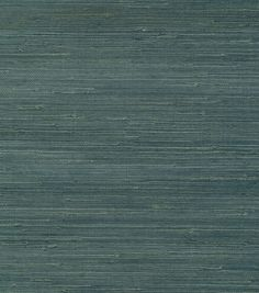 Jurou Blue Grasscloth Wallpaper - pretty richer shade of blue/green - Powder room walls?  Would look beautiful with the stone top we selected and driftwood finish on the vanity.  Copper accents!