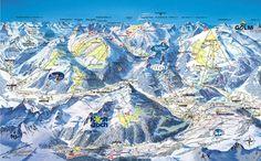 schruns austria Snow Skiing, Alps, Snowboard, Just Go, Austria, Mount Everest, City Photo, Mountains, World