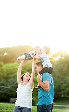 семейная фотосессия идеи семейный портрет20