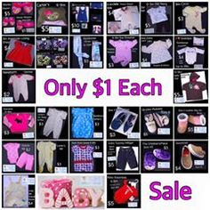 Don't miss out on this huge clearance!  SEE ALL SALE ITEMS >> https://baby-girl-heaven.myshopify.com/collections/all?page=2&sort_by=price-ascending