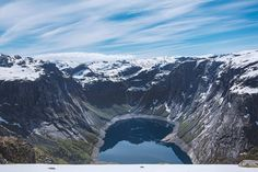 Ringedal near my hometown Odda. Shot on the way to Trolltunga last summer #odda #oddaoddaodda #tyssedal #ringedalsvatnet #ringedal #ringedal #Trolltunga #hordaland #norge #norway #noreg #tysso #visitnorway #mittnorge #mittvestland #landscape #lake #instatravel #innsjø #summer #sommer #valley