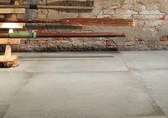 Leonardo Ceramica Waterfront Waterfront-Leonardo Ceramica-3 , Concrete effect, Loft style, Living room, Porcelain stoneware, wall & floor, Matte, Rectified, Rustic