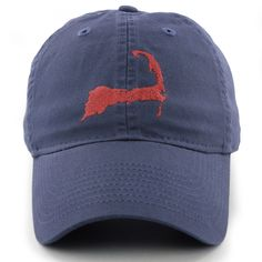 5b314339cd375e Cape Cod Washed Up Relaxed Hat by Chowdaheadz. Cap Cod, Nantucket Red,  Birthday