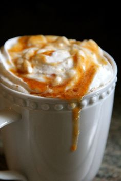 Pumpkin Spice Latte Syrup....Once you have your simple syrup, you're set on pumpkin spice lattes or other coffee drinks through the cold weather months, and you can use it to make add a little fall flavor to any drink—including coffee—you choose. Plus, if you make the syrup with fresh spices instead of flavorings and additives, you get a much better-tasting end result.