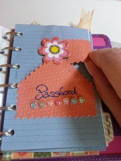 Ecco un modo per tenere insieme due pagine con dei segreti!