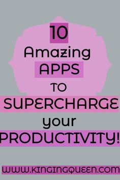 Check out these 10 amazing Apps to boost your productivity. Productivity apps android, productivity apps iphone, productivity apps for android and productivity apps for better time management Personal Development Books, Self Development, Focus On Yourself, Improve Yourself, Productivity Apps, Time Management Skills, Health App, Grow Together, Self Improvement