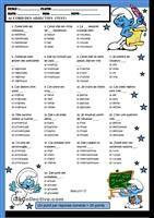 Accord des adjectifs