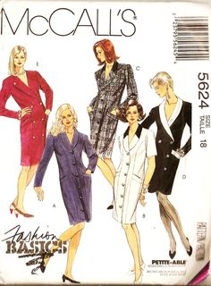 Ladies Handmade Belt DIY Accessories Pattern Butterick 3378 Misses Handkerchief Collar Reversible Handbag 80s Boxy Fashion Vintage Pattern