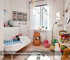 детская в скандинавском стиле - Пошук Google