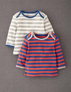 miniBoden Twin Pack T-shirts