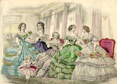 Doppelganger Dresses, Part Scarlett's Green Ballgown (Book Edition) Ball Dresses, Ball Gowns, Corsets For Sale, Vintage Outfits, Vintage Fashion, Vintage Dresses, Vintage Style, Civil War Fashion, Green Gown