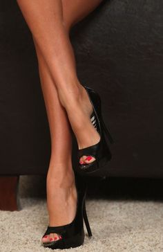 Louboutin...of course!