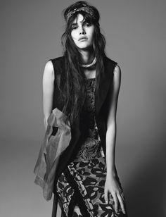 i-D Magazine Spring 2015 Model: Vanessa Moody Photographer: Amy Troost Fashion Editor: Alastair McKimm Hair: Cim Mahony Make-up: Hannah Murray