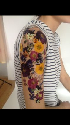 thigh tattoo idea?