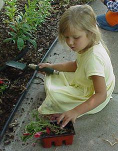 Children in the garden - Create a garden that the children feel comfortable in! - HOME DESIGN ADVISOR