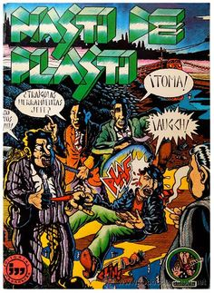 Montesol, Nazario, Ceesepe, Mariscal… Nasti De Plasti – Ed. Madragora 1976 - Tebeos del Rrollo - Foto 1