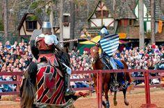 medieval village amusement park - Google Search