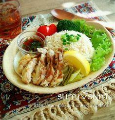 炊飯器でできる!簡単「シンガポールチキンライス」レシピ5選
