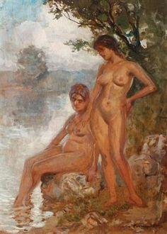 Baigneuse - Nicolae Vermont