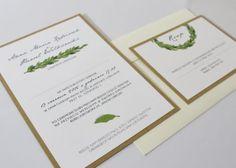 Oryginalane zaproszenie ślubne