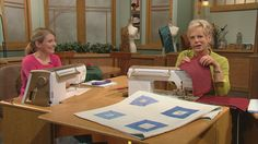 SEWING WITH NANCY Free-Motion Quilting for Beginners, Part 1 Free-motion quilt with ease—it's fast and fun! Learn to free-motion quilt on your sewing machine and you'll never look back. Nancy and guest Molly Hanson show how to quilt like a pro and create finished projects without using a long-arm machine.