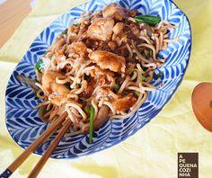 Cause We Love Noodles!