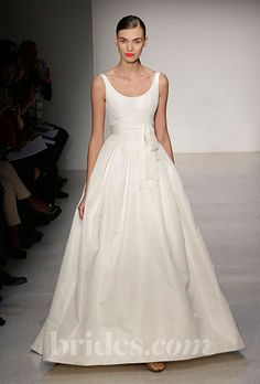 These new wedding dress trends for 2020 turned our heads during Bridal Fashion Week. See the 9 wedding dress trends we're predicting for 2020 Wedding Dress Trends, Fall Wedding Dresses, Perfect Wedding Dress, Wedding Dress Styles, Wedding Attire, Wedding Gowns, Wedding Ideas, Wedding Stuff, Bride Dresses