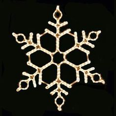 60 pure white led lighted rope light snowflake commercial christmas snowflakes stars snowflake christmas lights etc snowflake lighted outdoor workwithnaturefo