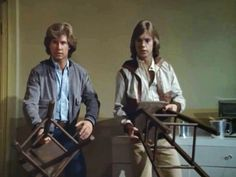Shaun Cassidy Parker Stevenson in The Hardy Boys. I'm ebarrassed. I have no idea which episode this is.