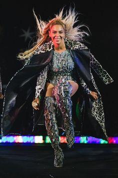 Beyoncè - The Formation World Tour at Levi's Stadium in Santa Clara September 17th, 2016