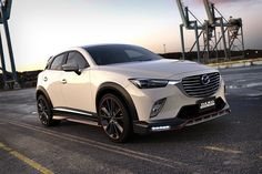 CX-3 MAZDA | DAMD Inc.