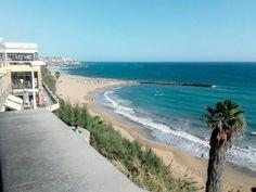 Playa del Ingles. Gran Canaria