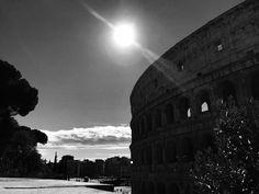 Roma colosseum photo