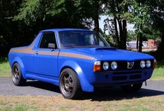 Turbo Project: 1979 Subaru Brat