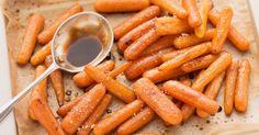 Gebratene Möhren ist ein Rezept mit frischen Zutaten aus der Kategorie Wurzelgemüse. Probieren Sie dieses und weitere Rezepte von EAT SMARTER!