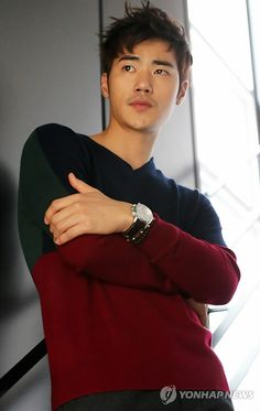 Kim Kang-woo is a South Korean actor. One of my favorite!
