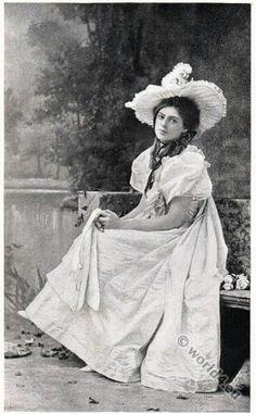 Ethel Barrymore.