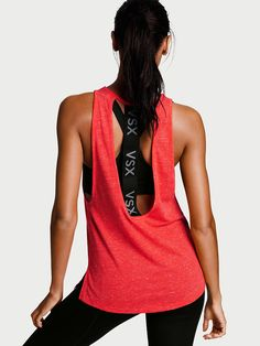 The Player by Victoria Sport Logo Tank ♡ Victoria Sport Workout Clothes   Yoga Tops   Sports Bra   Yoga Pants   Motivation is here!   Fitness Apparel   Express Workout Clothes for Women   #fitness #express #yogaclothing #exercise #yoga. #yogaapparel #fitn