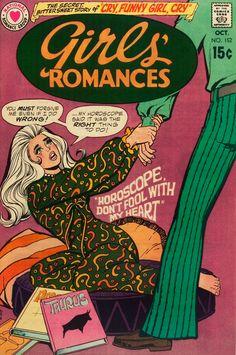 Girls' Romance (Oct. 1967) #horoscope #astrology #wrong #romance