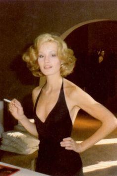 Jessica Lange, 1974 by Antonio Lopez