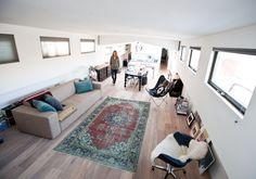 houseboat interior amsterdam