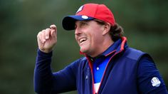 Phil Mickelson is enjoying his offseason from the PGA Tour in a unique way, making recruiting calls as an interim coach for his brother's Arizona State golf staff.