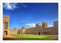 Windsor Castle, Windsor, Berkshire, England